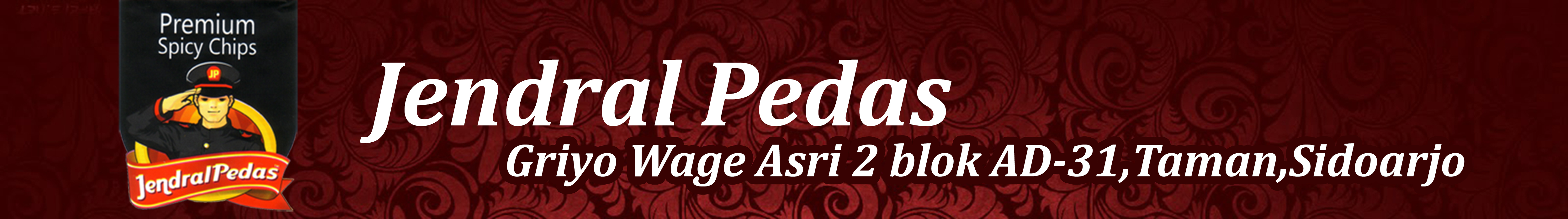 JENDRAL PEDAS - CALL /  WA : 083857375075